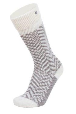 La chaussette qui tient chaud