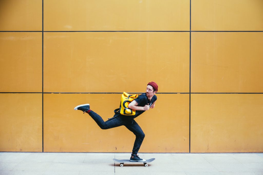 Skater, une autre mobilité douce !